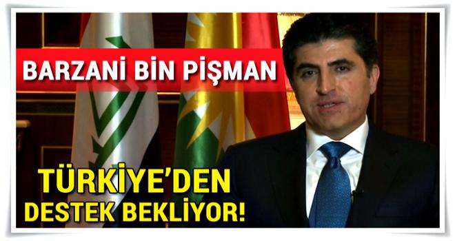 Barzani bin pişman