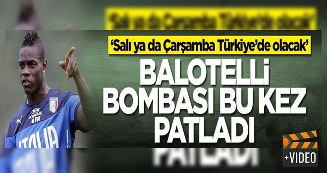Balotelli Süper Lig'de! İşte yeni takımı