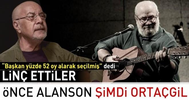 Bülent Ortaçgil: Türkiye, diğer Müslüman ülkelere model olacak bir ülke