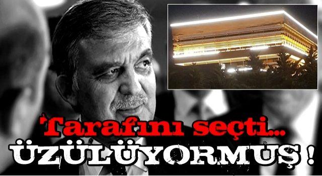 Abdullah Gül'den AYM üyesinin 'ışık' tweetine yorum