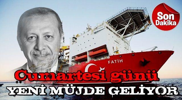 Başkan Erdoğan: Cumartesi günü yeni doğalgaz müjdesini açıklayağız