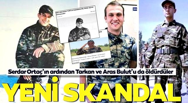 Ermeni Radyosu'ndan yeni skandal! Serdar Ortaç'ın ardından, Tarkan, Aras Bulut ve CZN Burak'ı da öldürdüler...