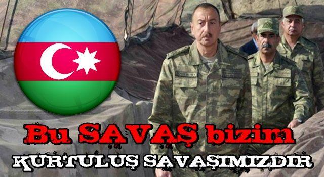 İlham Aliyev'den 'Kurtuluş Savaşı' çıkışı