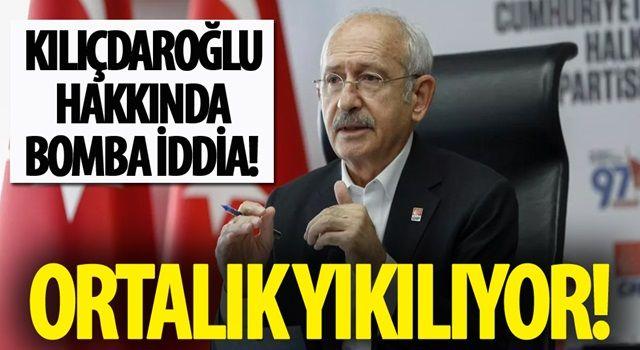 Peş peşe gaflara imza atan CHP lideri Kemal Kılıçdaroğlu hakkında bomba iddia!