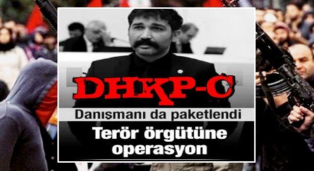 Terör örgütü DHKP-C'ye operasyon! Barış Atay'ın danışmanı da paketlendi