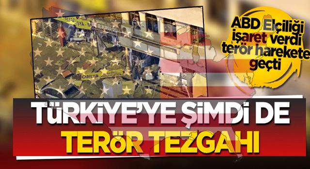 Türkiye'ye şimdi de terör tezgahı!