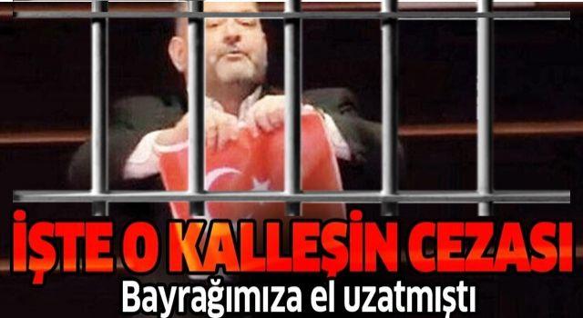 Yunanistan'da Türkiye düşmanı suç örgütü Altın Şafak Partisinin yöneticilerine 13'er yıl hapis cezası