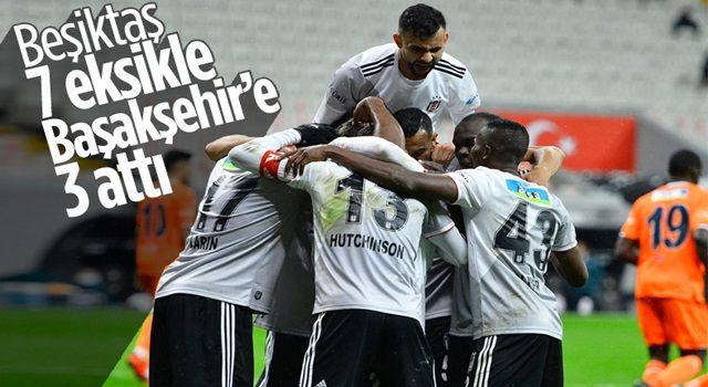 Beşiktaş, Başakşehir'in serisine son verdi