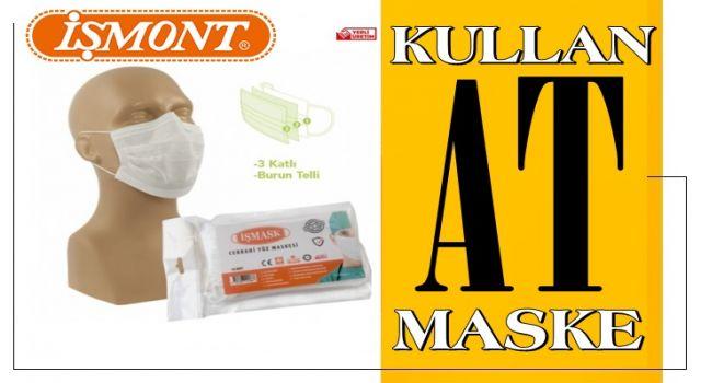 En Ucuz Kullan At Maske Fiyatları İçin İşmont!