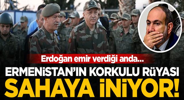 Ermenistan'ın korkulu rüyası sahaya iniyor! Türk ordusu hazır: Erdoğan emir verdiği anda…