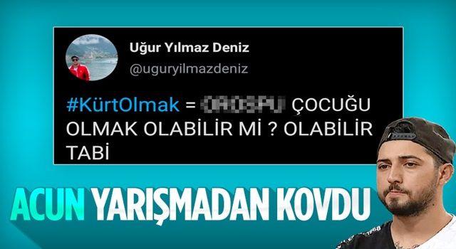 MasterChef Türkiye'de, Uğur diskalifiye edildi