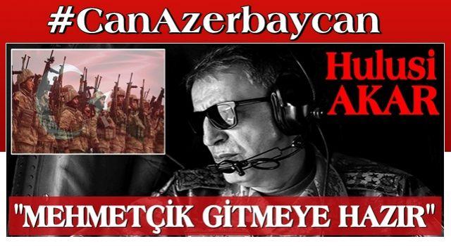 Milli Savunma Bakanı Hulusi Akar'dan Azerbaycan tezkeresi hakkında flaş açıklama!