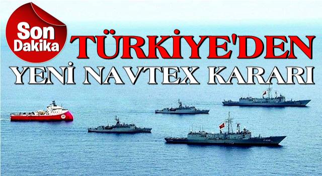 Enerji ve Tabii Kaynaklar Bakanlığı'ndan yeni NAVTEX sonrası Oruç Reis açıklaması