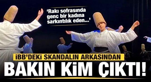 İBB'nin 'Türkçe Mevlevi ayini' skandalının arkasından bakın kim çıktı!