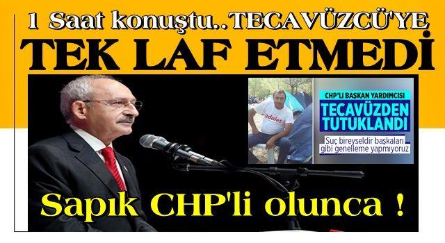Kılıçdaroğlu'ndan CHP'deki tacize karşı ilginç tavır