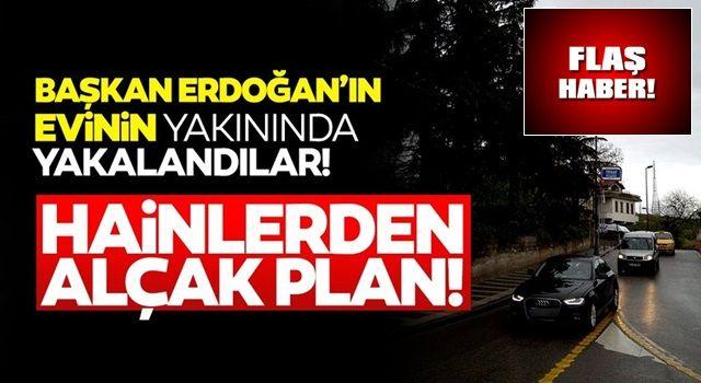 Son dakika... Hainler Başkan Erdoğan'ın evini fotoğraflamış!