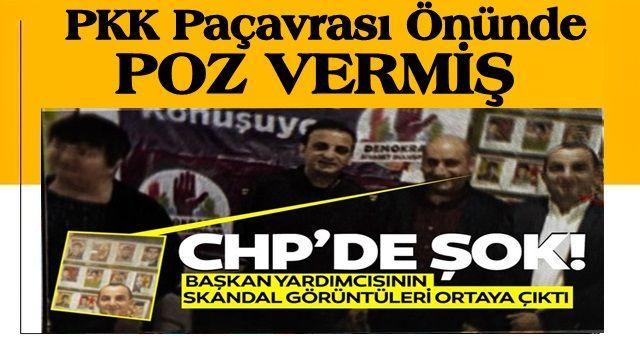 CHP'de son dakika şoku! PKK'lı görüntüleri ortaya çıktı