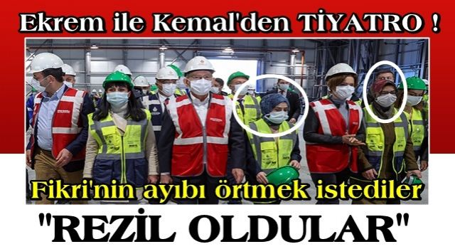 """Fikri'nin ayıbını örtmek isterken iyice rezil oldu! Kılıçdaroğlu'ndan """"bizde de başörtülü var"""" şovu"""