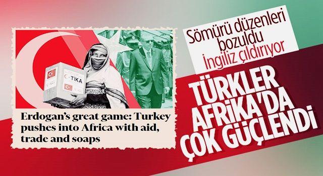 Financial Times, Türkiye'nin Afrika'ya dönüşünü yazdı