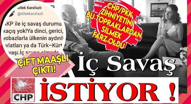 İBB'nin çift maaşlı yeni Halkla İlişkiler şefi Dilek Karafazlı: AK Parti ile iç savaştan kaçış yok
