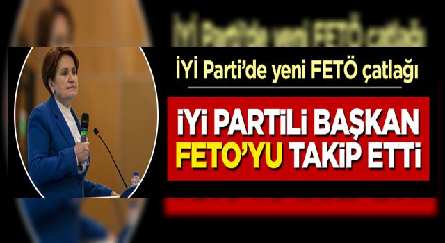 İYİ Parti Bursa İl Başkanı Selçuk Türkoğlu HAİN Fetullah Gülen'i takip etti!