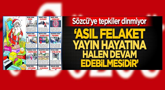Türk Diyanet Vakıf-Sen Genel Başkanı Nuri Ünal'dan Sözcü'nün Ayasofya manşetine tepki