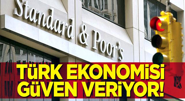 Türk ekonomisi güven veriyor! 4 ülkeden biri oldu