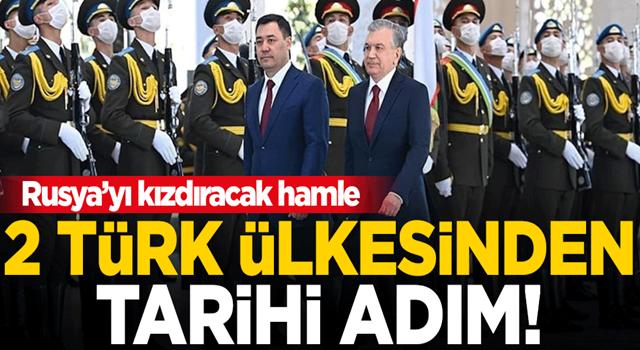 İki Türk ülkesinden Komünizmin izlerini silen hamle! Bir ilk