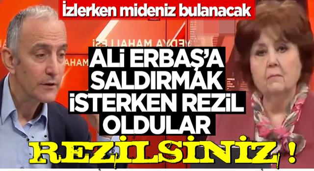 """""""Tescilli cahil"""" kendini yalanladı! Ali Erbaş'a saldırırken rezil oldu"""