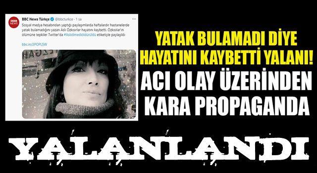 BBC Türkçe'nin yalanı ortaya çıktı!
