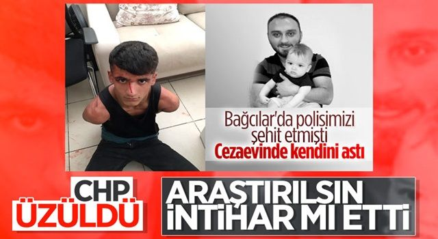 CHP'den polisi şehit eden Kadir Aktar'ın ölümü araştırılsın önergesi