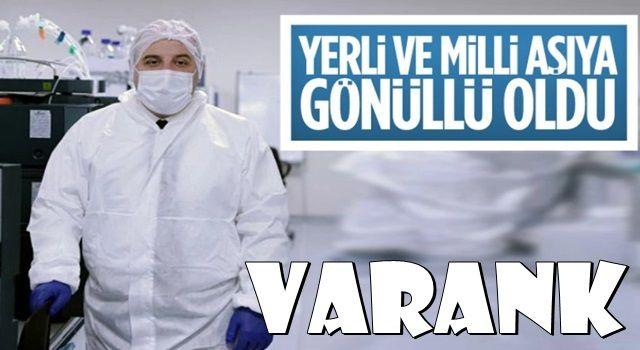 Mustafa Varank, yerli koronavirüs aşısı için gönüllü oluyor