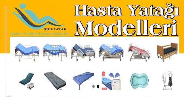 Hasta Yatağı Modellerinde En Dayanıklı Seçenekler