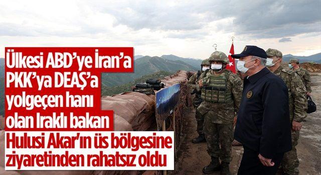 Irak, Türkiye'nin Bağdat Maslahatgüzarı Güçlü Kalafat'a nota verdi