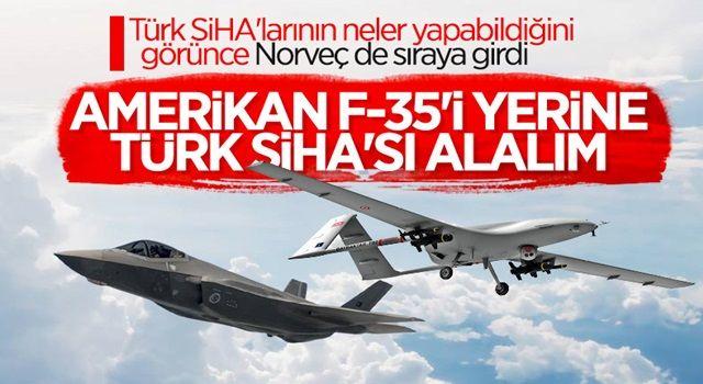 Norveç basınından Türk SİHA'larına övgü