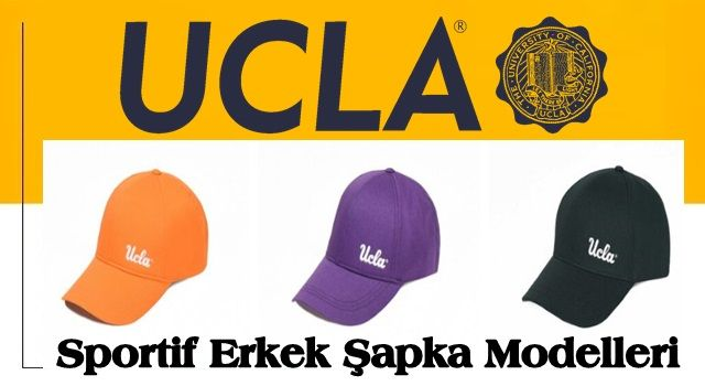 Sportif Erkek Şapka Modelleri