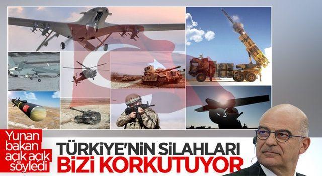 Nikos Dendias: Türkiye'nin silah sistemleri endişe kaynağı