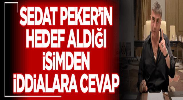 Sedat Peker'in hedef aldığı Esat Toklu'dan açıklama