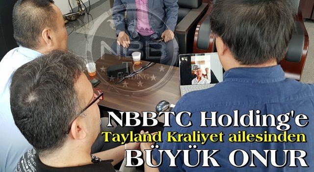 NBBTC'ye Tayland Kraliyet ailesinden büyük onur...