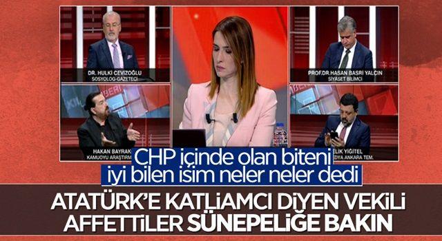 Hakan Bayrakçı'dan CHP'ye sert eleştiriler