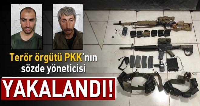 PKK'nın sözde yöneticisi sağ ele geçirildi