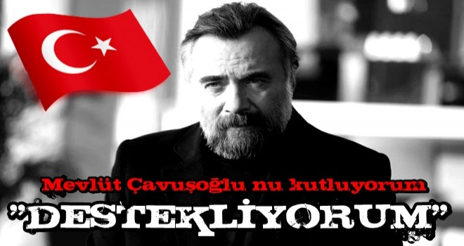 Oktay Kaynarca'dan o bakana teşekkür: Bu politikanın destekçisiyim