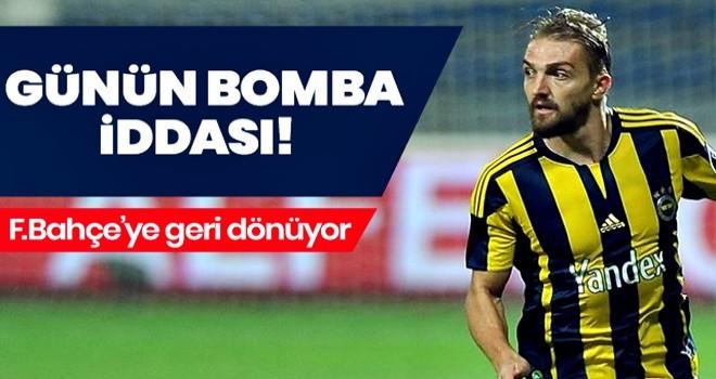 Günün bomba iddiası! Caner Erkin Fenerbahçe'ye geri dönüyor