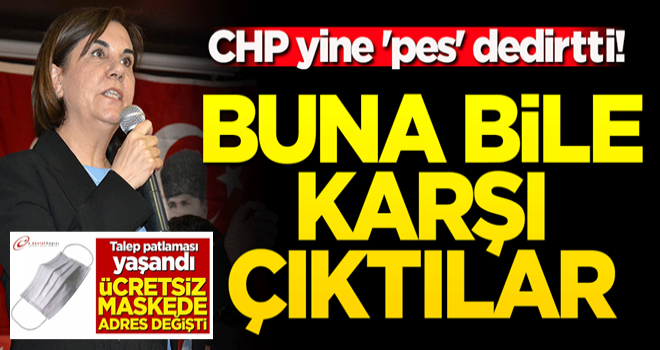 CHP yine 'pes' dedirtti! Buna bile karşı çıktılar