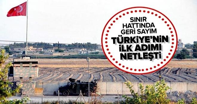 Güvenli Bölge için son durum: TSK Suriye'nin kuzeyinde ilk etapta 10 noktada üs kuracak .
