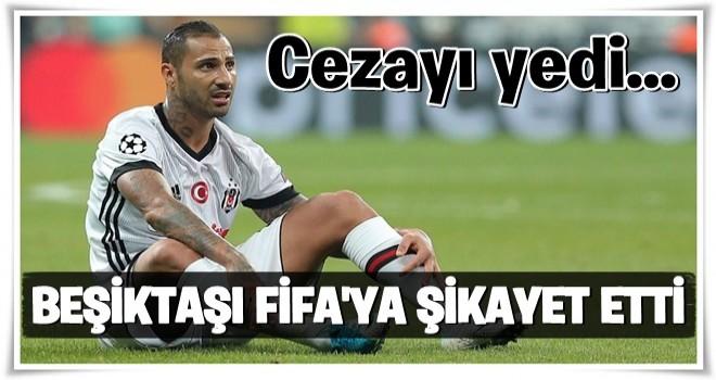 Quaresma Beşiktaş'ı şikayet etti