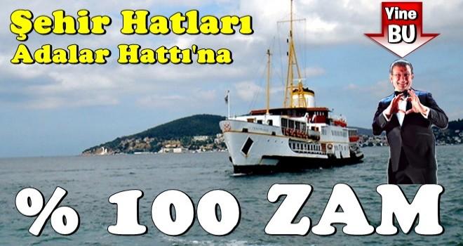 İstanbul ulaşımında en yüksek zam Adalar Hattı'na yapıldı! İşte yeni tarife
