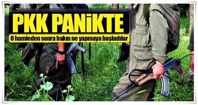 PKK'da İdlib paniği: Kaçıyorlar