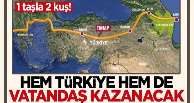 1 taşla 2 kuş! Hem Türkiye hem de vatandaş kazanacak