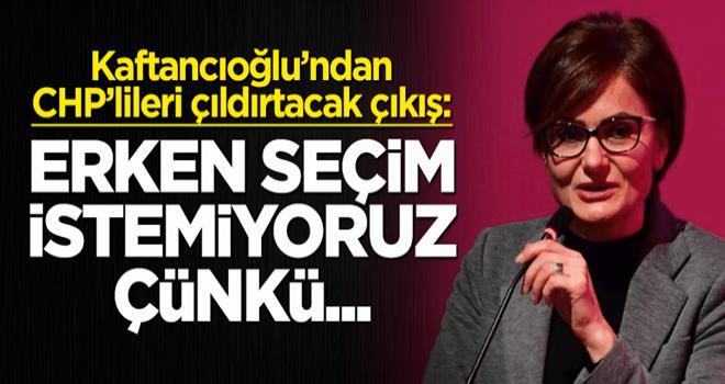Canan'dan CHP'lileri çıldırtan çıkış!
